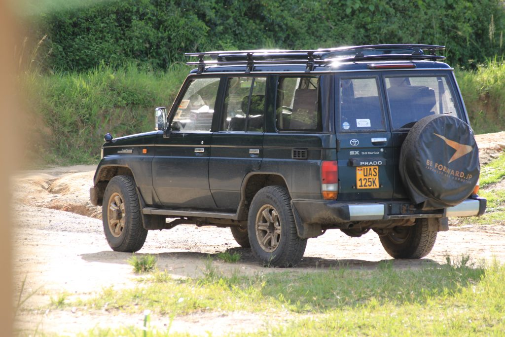 Self Drive in Uganda