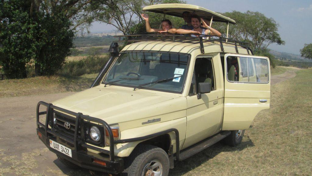 Car Hire in Africa